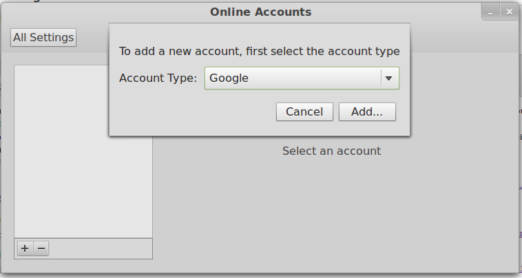 Online-accounts